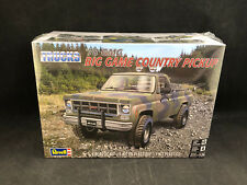 Revell '78 GMC Big Game Country Pickup 1:24 Scale Plastic Model Kit 85-7226 NIB