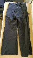 DSCP by Omega Apparel Inc Military Black Trousers Pants Size 30R Navy