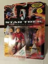 "Generations Pavel A Chekov Star Trek 1994 5"" Hot Playmates Star Trek Moc"