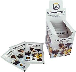 Overwatch Blizzard sticker Packs 50 x Stickers Packs- Collectible set