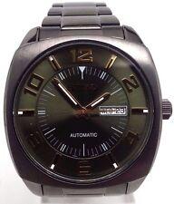 Seiko ReCraft Series Black IP Stainless Steel Automatic Men's Watch SNKN35-H75