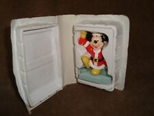 """Mcdonalds 2000 Mickey's Once Upon A Christmas Puzzle piece 3"""" tall PVC Figure"""