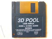 65771 POOL 3D-Commodore Amiga (1989)