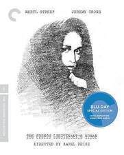 The French Lieutenant's Woman (Blu-ray Disc, Criterion Collection) Meryl Streep