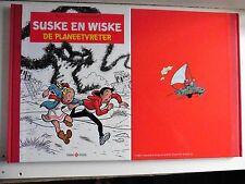 LUXE Suske en Wiske ' De planeetvreter ' stripfestival  Middelkerke  2017