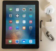 #GRADE A-# Apple iPad 3rd Generation 16GB, Wi-Fi, 9.7in - Black + EXTRAS