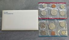 1979 United States Mint Uncirculated Coin Set