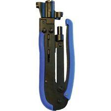 Platinum Tools 16212C F Standard Type Compression Crimp Tool