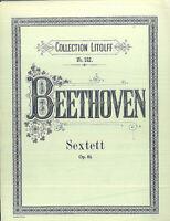 Beethoven - SEXTETT Op. 81