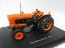 FIAT SOMECA 40 H 1957 TRACTOR SCHLEPPER HACHETTE G089 1/43