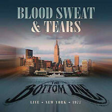 Blood Sweat & Tears - Live In New York 1977 (CD, Live Wire ,Am ) Nuevo Sellado