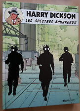 Harry Dickson 2 EO Les Spectres bourreaux Zanon Jean Ray Vanderhaeghe