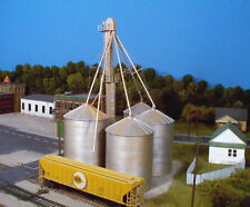 RIX PRODUCTS - GRAIN ELEVATOR Kit HO Scale 628-0407