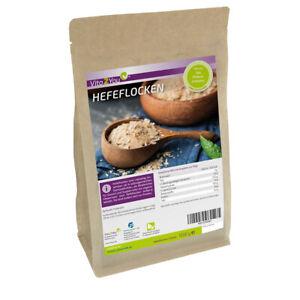 Vita2You Hefeflocken 1kg - ohne Zusätze - Proteinreich - 1000g - Veganer Käse