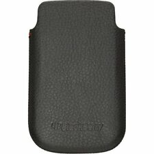 BlackBerry Smartphone Leather Pouch Case for BlackBerry 8520/9300/9700/9780