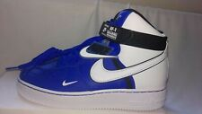 Nike Air Force 1 High LV8 2 CI2164-400 Trainers Size UK 5 EUR 38 Blue/White BNIB