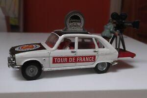 Corgi - GS13 - Renault 16 Tour de France Camera Car with Cameraman and Camera