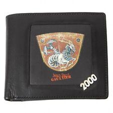 (SALE) Jean Paul GAULTIER two-fold wallet(K-24324)
