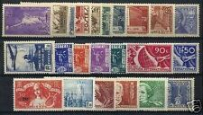 FRANCE STAMP ANNEE 1936 COMPLETE SAUF N° 321 , 24 TIMBRES NEUFS xx LUXE