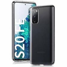 Wonantorna Coque pour Samsung Galaxy S20 FE/S20 FE 5G, [Anti-Jaune] [Ultra Mince