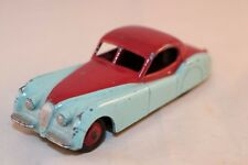 Dinky Toys 157 Jaguar XK120 2 tone cerise in excellent all original condition