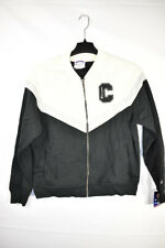 Champion Women's Heritage Fleece Bomber Jacket, Black, Size M, $65, NwT