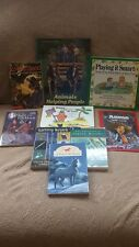 Summer Reading Fun Lot of 9 Books