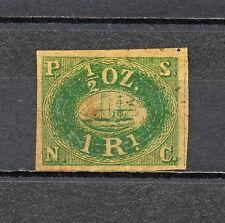 NNBF 364 PERU 1857 USED