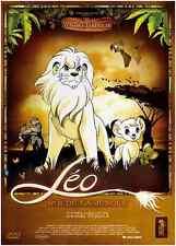 DVD Film Léo, le Roi de la Jungle Osamu Tezuka RinTaro Wild Side Ghibli TBE Fnac