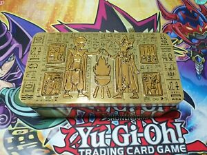 YuGiOh! 2020 Tin of Lost Memories EMPTY TIN ONLY - NO CARDS Yugioh card Storage