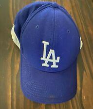 Los Angeles LA Dodgers Official Batting Practice Baseball Cap Medium-Large