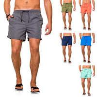 Jack & Jones Herren Badeshorts Swim Shorts Badehose Herrenshort Sport Shorts