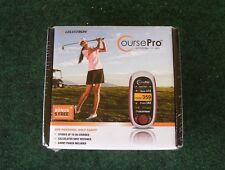 Celestron Course Pro Range Finder GPS Personal Golf Caddy New In Plastic