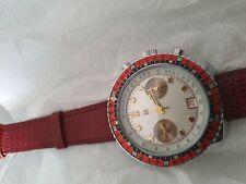 Orologio Cronografo Lip Anni 70 Carica Manuale Valjoux 7734