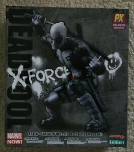 KOTOBUKIYA MARVEL NOW X-FORCE DEADPOOL 1/10 SCALE ARTFX+ STATUE