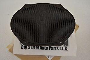Mercury Ford Lincoln LH Side or RH Side Rear Door Speaker new OEM 9U5Z-18808-A
