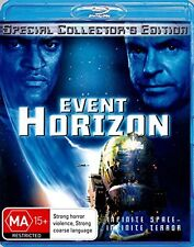 EVENT HORIZON : Special Collector's Edition -   Blu Ray - Sealed Region B