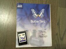 Bernette Butterflies Embroidery Design Card B1001 Oesd designs