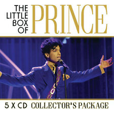 THE LITTLE BOX OF PRINCE (5CD)  by PRINCE  Compact Disc - 5 CD Box Set