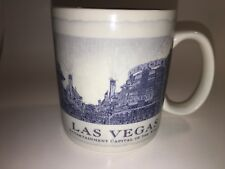 Starbucks Coffee Mug City Of Las Vegas Large