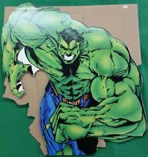 Marvel Hulk Cardboard Cut-Out (1995) No. 213 Standee