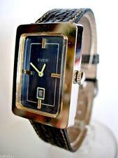 Montre deco mécanique watch vintage vers 1970 retro neuve de stock design art