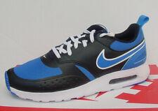 Nike HOMBRE Zapatos Negros Azul Real Blanco Air Max Vision 918230-012 Talla 8