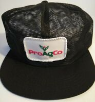 b5aecdfc578 Vintage Mesh Trucker Hat- ProAgCo - K Brand-Authentic Patch Cap- Made in