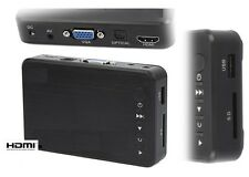 New Full HD 1080P USB External HDD Media Player HDMI VGA SD Support MKV H.264