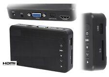 New Full HD 1080P USB External HDD Media Player HDMI VGA SD Support MKV H.264