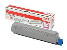 Oki 43487710 (rendement 6 000 Pages) Cartouche Toner Magenta