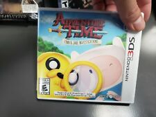 Adventure Time: Finn & Jake Investigations (Nintendo 3DS, 2015) Brand New Sealed