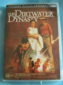 THE DIRTWATER DYNASTY DVD Region 4 *see below