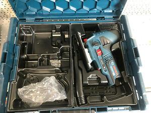 Bosch Professional Akku-Stichsäge GST 12V-70, Solo Version, L-BOXX
